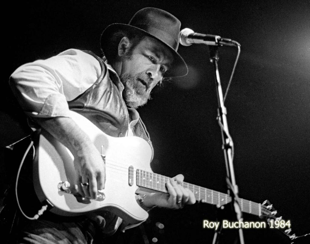 Roy Buchanon