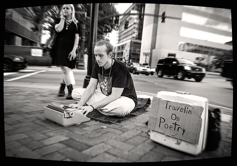 street-poet